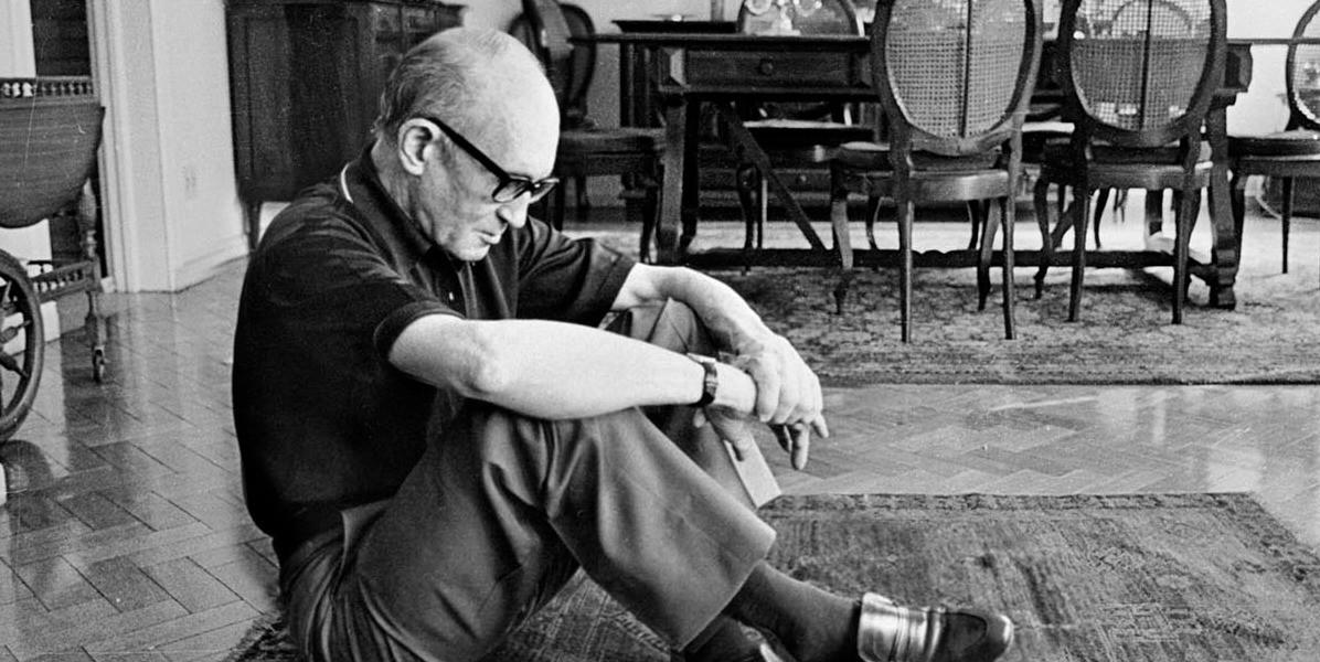 A poesia autobiográfica de Carlos Drummond de Andrade
